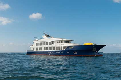 Ecoventura's MV Origin joins Relais & Chateaux